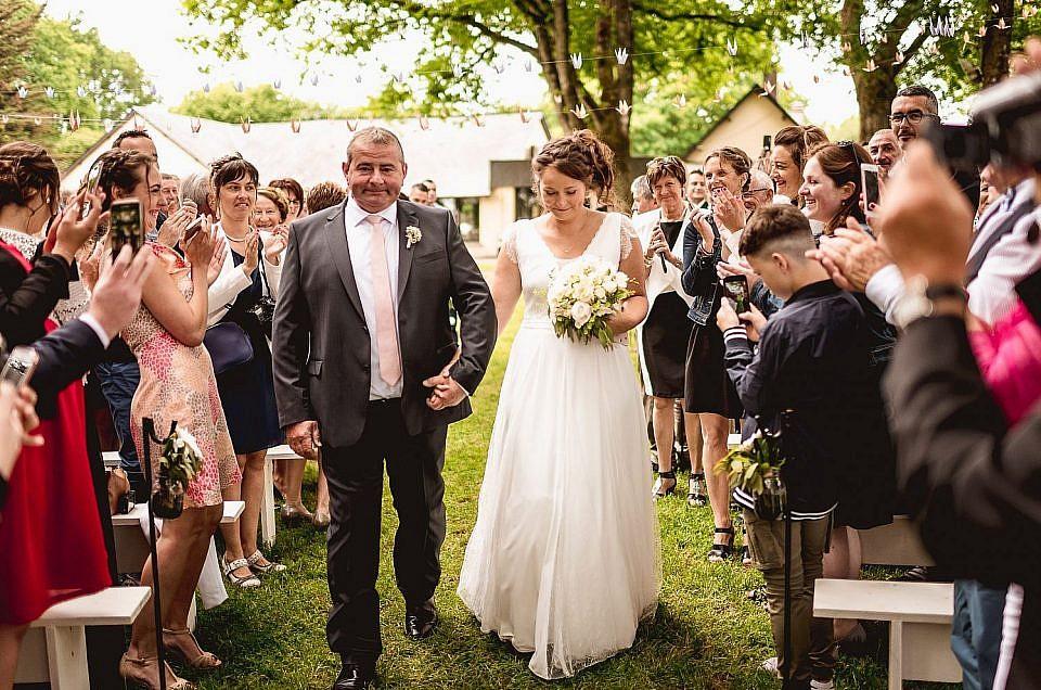 Mariage au Petit Bignon