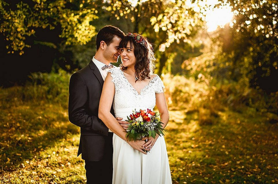 Mariage à la Haye D'Irée