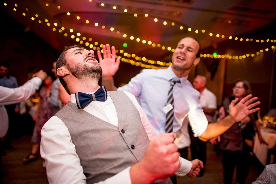 marié soirée de mariage rennes domaine de cissé blossac brut