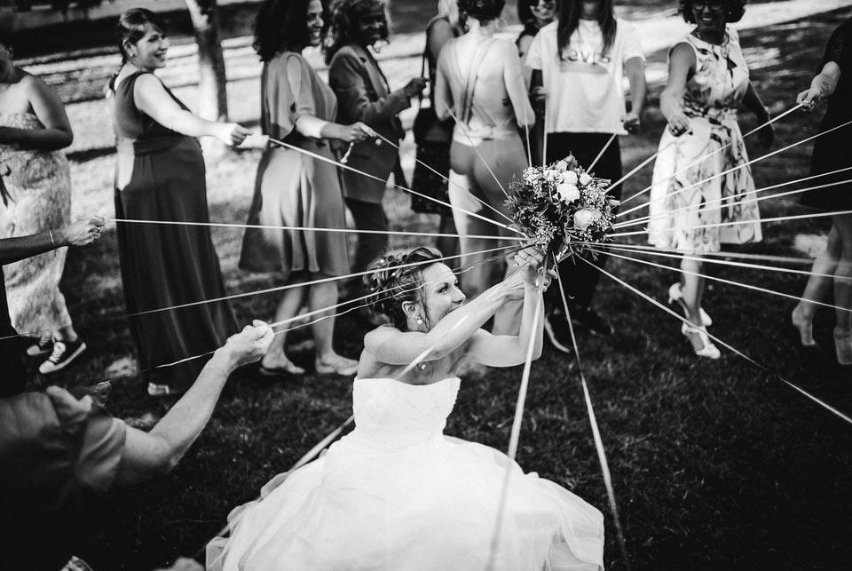 lac de tremplin photo lancer de bouquet de la mariée rennes